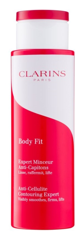 Clarins Body Expert Contouring Care Verstevigende Body Crème  tegen Cellulite