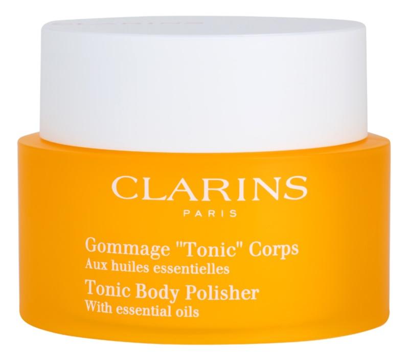 Clarins Body Exfoliating Care exfoliante corporal reafirmante con aceites esenciales