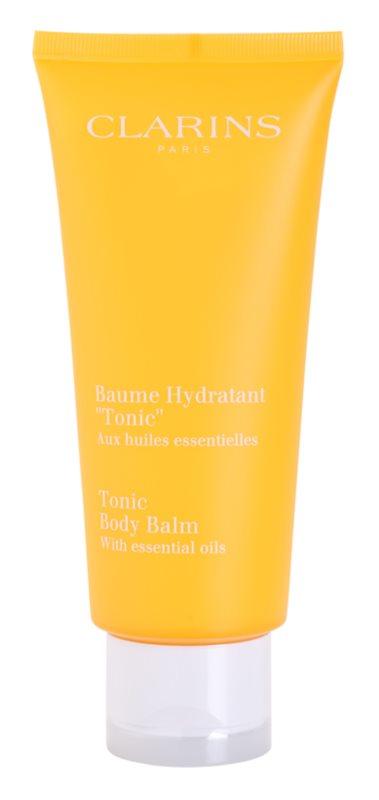 Clarins Body Hydrating Care balzam za njegu tijela s esencijalnim uljem