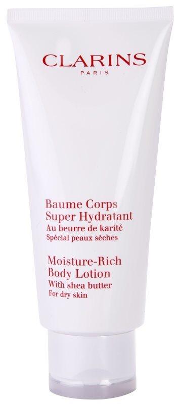 Clarins Body Hydrating Care nawilżające mleczko do ciała do skóry suchej