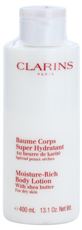 Clarins Body Hydrating Care hidratáló testápoló tej száraz bőrre