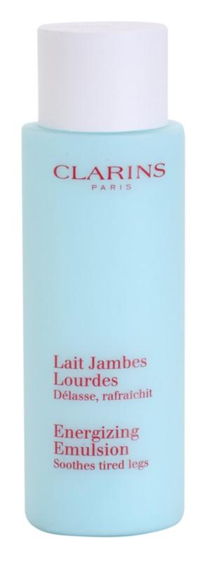 Clarins Body Specific Care emulze pro unavené nohy