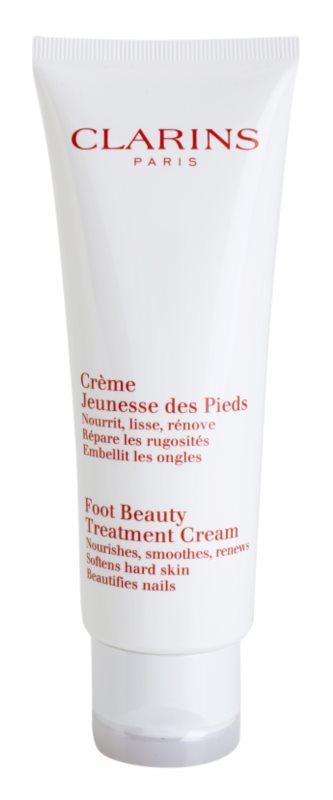 Clarins Body Specific Care crema nutriente per i piedi