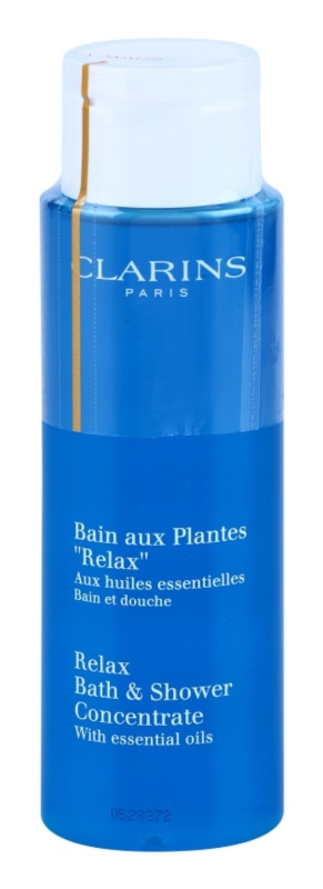 Clarins Body Specific Care Ontspannende Bad en Douche Gel  met Essentiele Olieën
