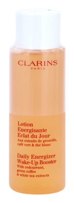 Clarins Daily Energizer Wake-Up Booster with Redcurrant, Green Coffee & White Tea Extracts