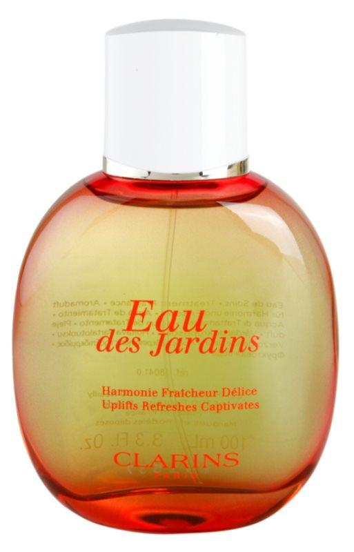 Clarins Eau Des Jardins osvežilna voda za ženske 100 ml