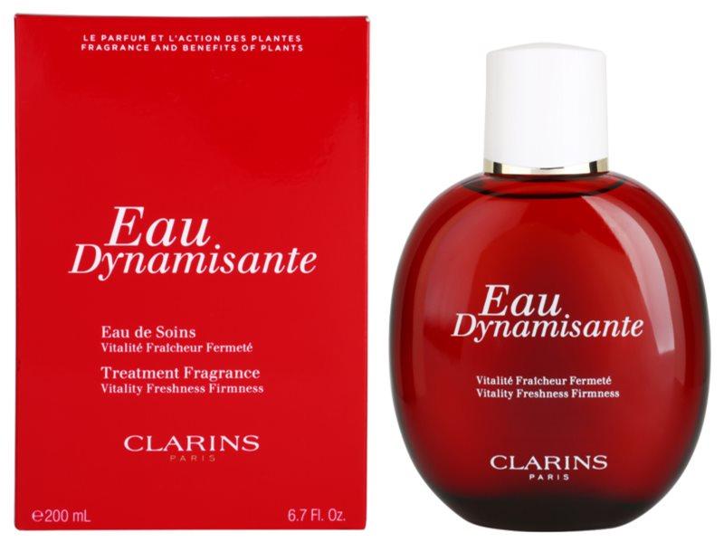 Clarins Eau Dynamisante orzeźwiająca woda unisex 200 ml uzupełnienie