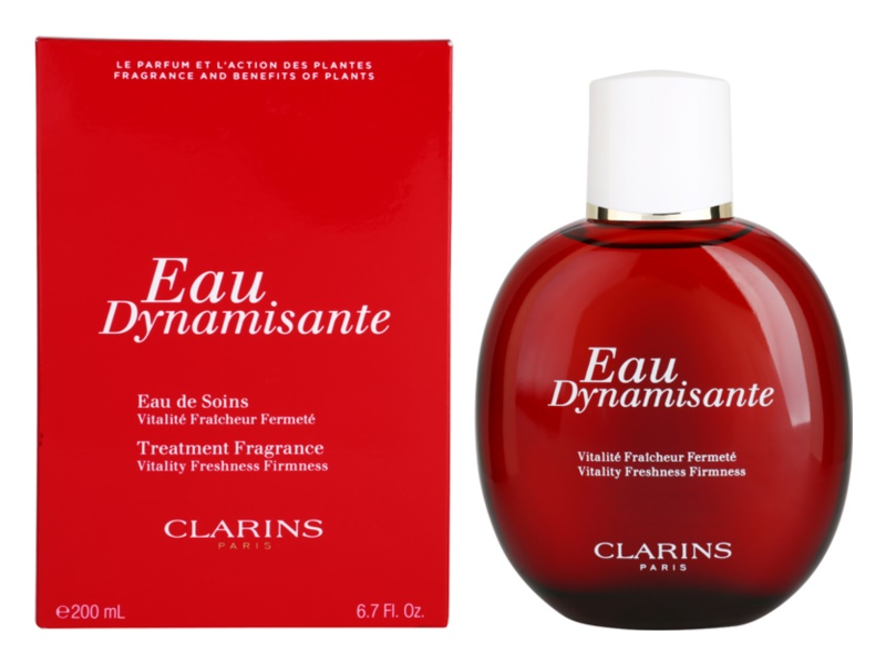 Clarins Eau Dynamisante osvežilna voda uniseks 200 ml polnilo