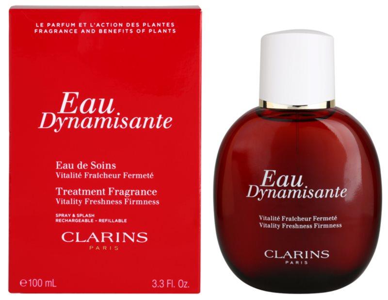 Clarins Eau Dynamisante Eau Fraiche unisex 100 ml Refillable