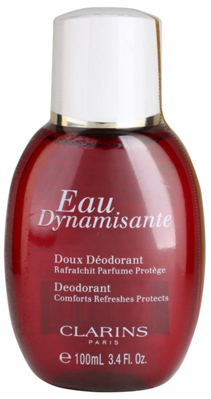 Clarins Eau Dynamisante deodorant spray unisex 100 ml
