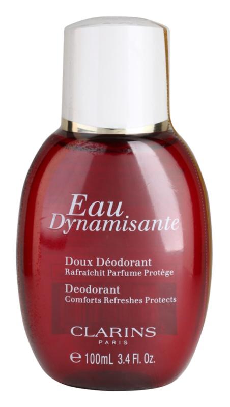 Clarins Eau Dynamisante dezodorant v razpršilu uniseks 100 ml