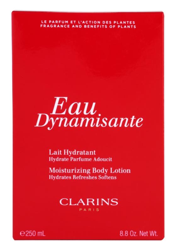 Clarins Eau Dynamisante losjon za telo za ženske 250 ml