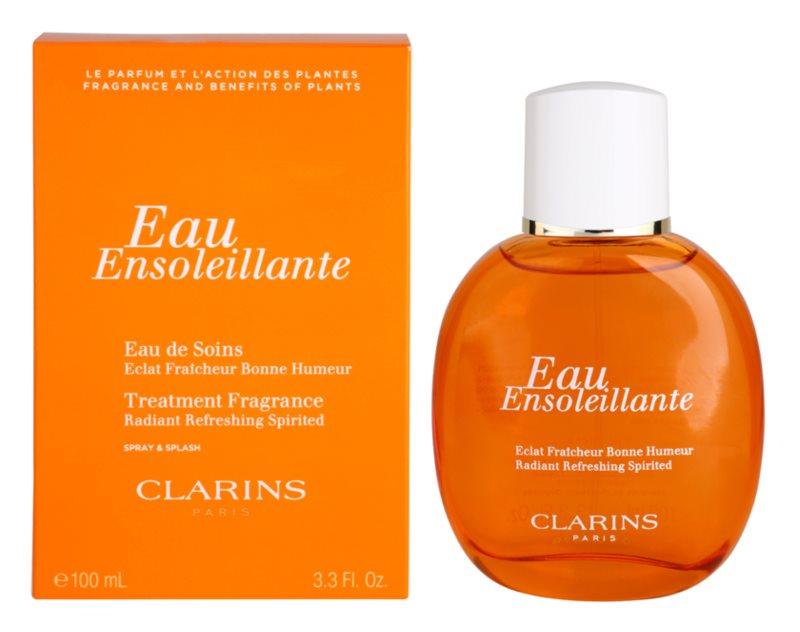 Clarins Eau Ensoleillante eau rafraîchissante pour femme 100 ml