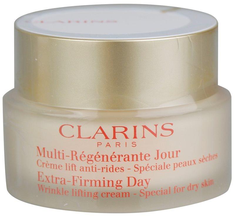 Clarins Extra-Firming crema de día antiarrugas con efecto lifting para pieles secas