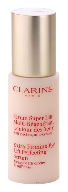 Clarins Extra-Firming szemkörnyék-fiatalító ápolás a duzzanatokra és a sötét karikákra