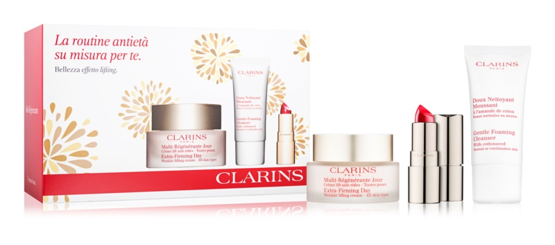Clarins Extra-Firming set cosmetice I.