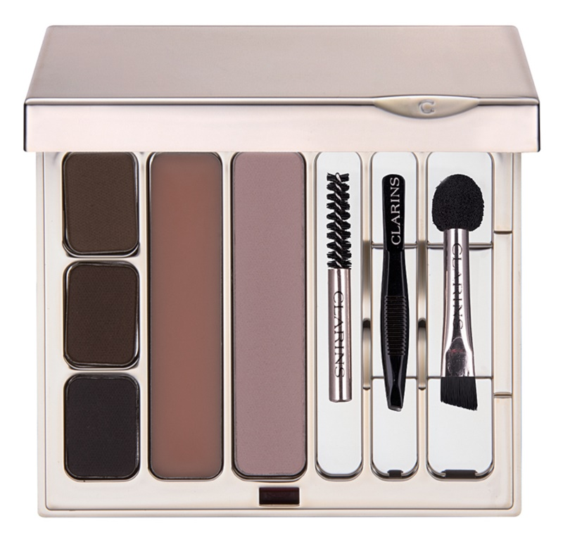 "Clarins Eye Make-Up Kit Sourcils ""Pro"" Set für perfekte Augenbrauen"