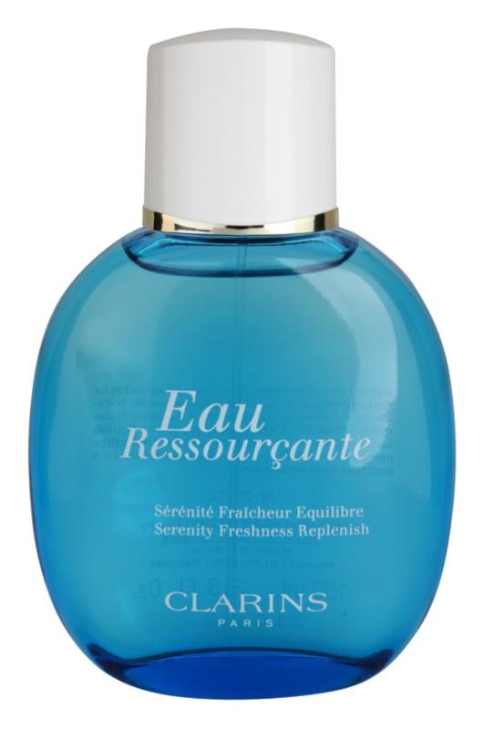 Clarins Eau Ressourcante Eau FraicheEau Fraiche voor Vrouwen  100 ml