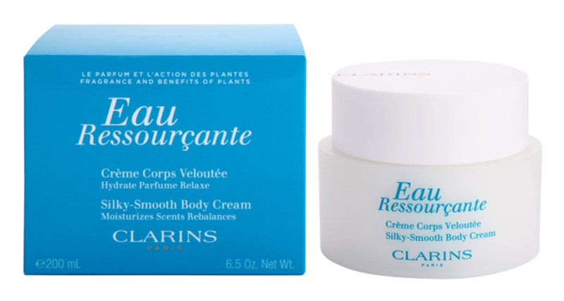Clarins Eau Ressourcante Body Cream for Women 200 ml