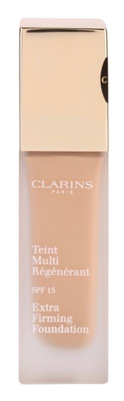 Clarins Face Make-Up Extra-Firming krémes make-up a bőröregedés ellen SPF15