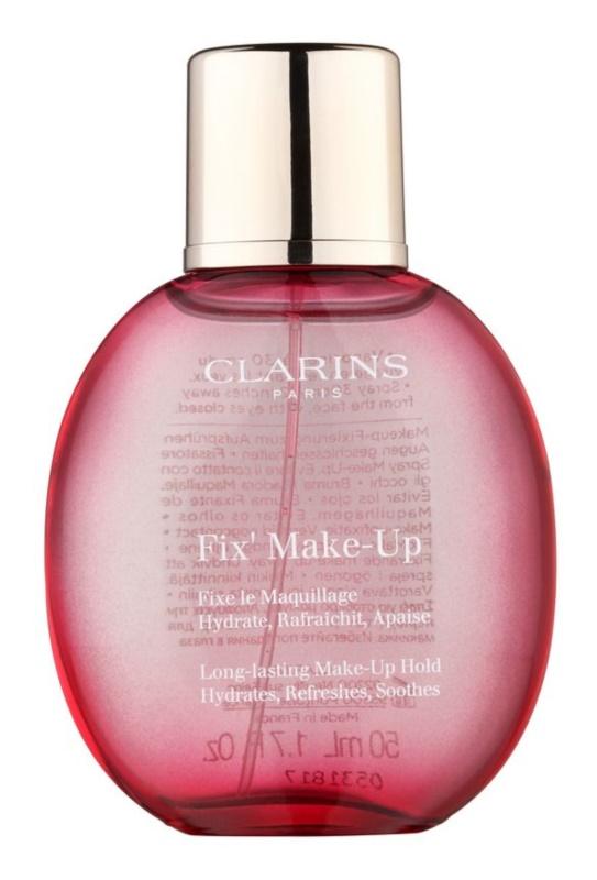 Clarins Face Make-Up Fix' fixační sprej na make-up