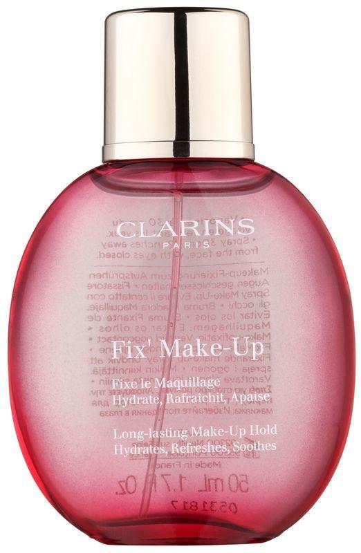 Clarins Face Make-Up Fix' make-up fixáló spray