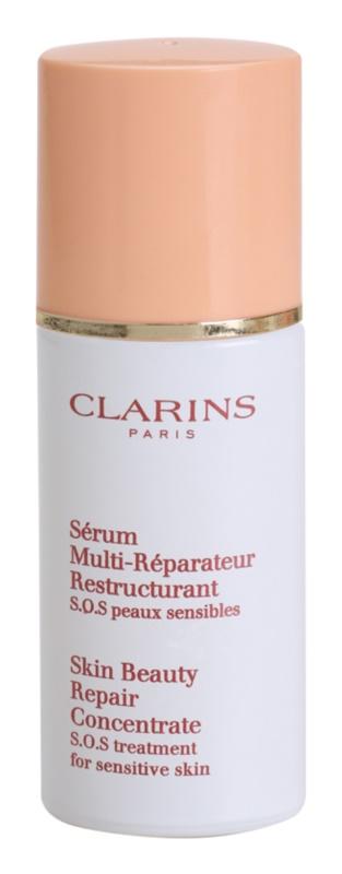 Clarins Gentle Care regenerační olej pro citlivou pleť se sklonem ke zčervenání