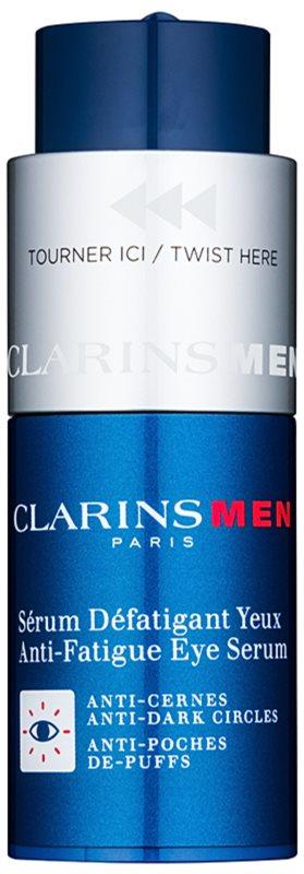 Clarins Men Age Control serum do okolic oczu przeciw zmarszczkom, opuchnięciom i cieniom pod oczami