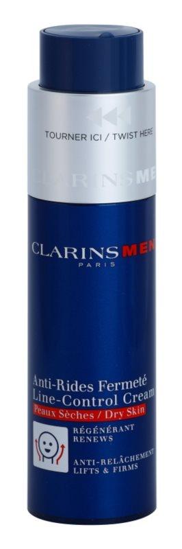 Clarins Men Age Control крем против бръчки за суха кожа
