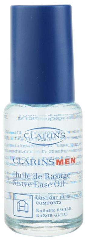 Clarins Men Shave huile de rasage pour tous types de peau