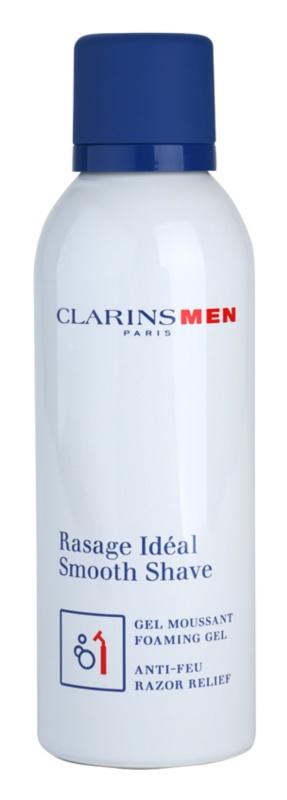 Clarins Men Shave Smooth Shave Foaming Gel