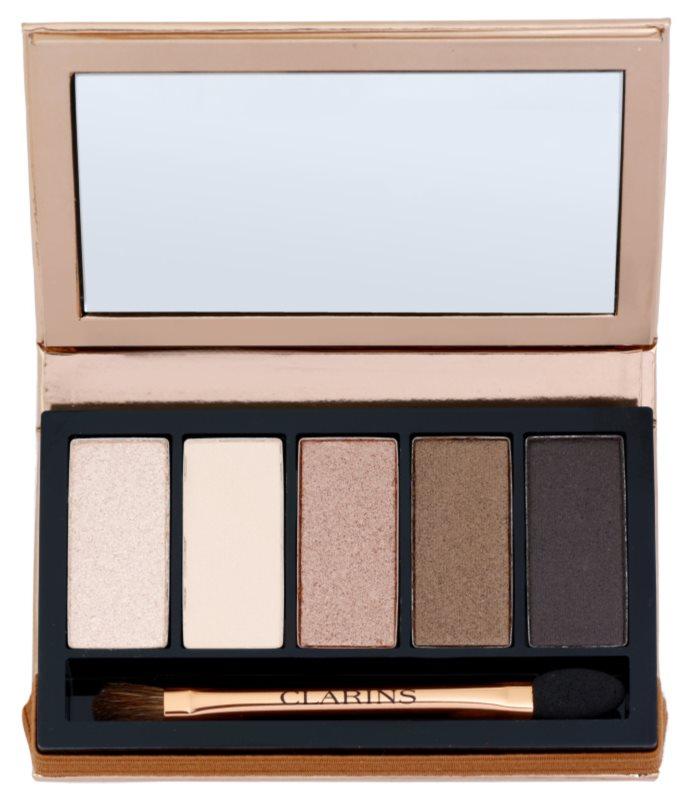 Clarins Eye Make-Up Palette 5 Couleurs paleta očných tieňov 5 farieb