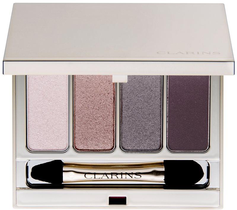 Clarins Eye Make-Up Palette 4 Couleurs szemhéjfesték paletták