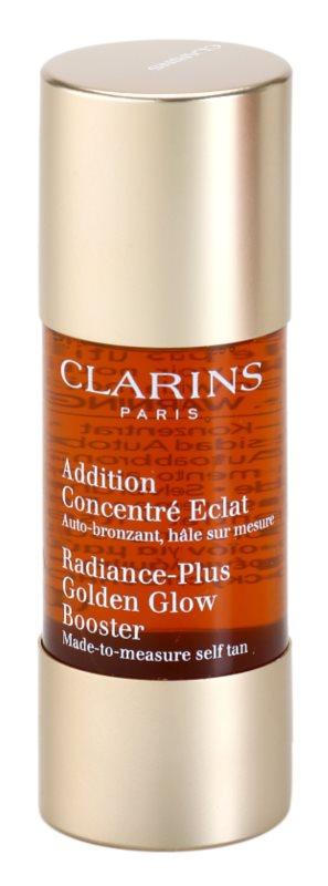 Clarins Sun Self-Tanners picaturi pentru bronzare fata