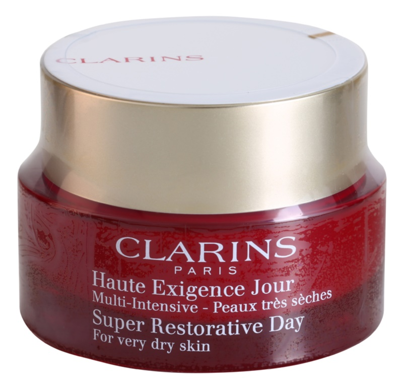 Clarins Super Restorative učvrstitvena dnevna krema za zelo suho kožo