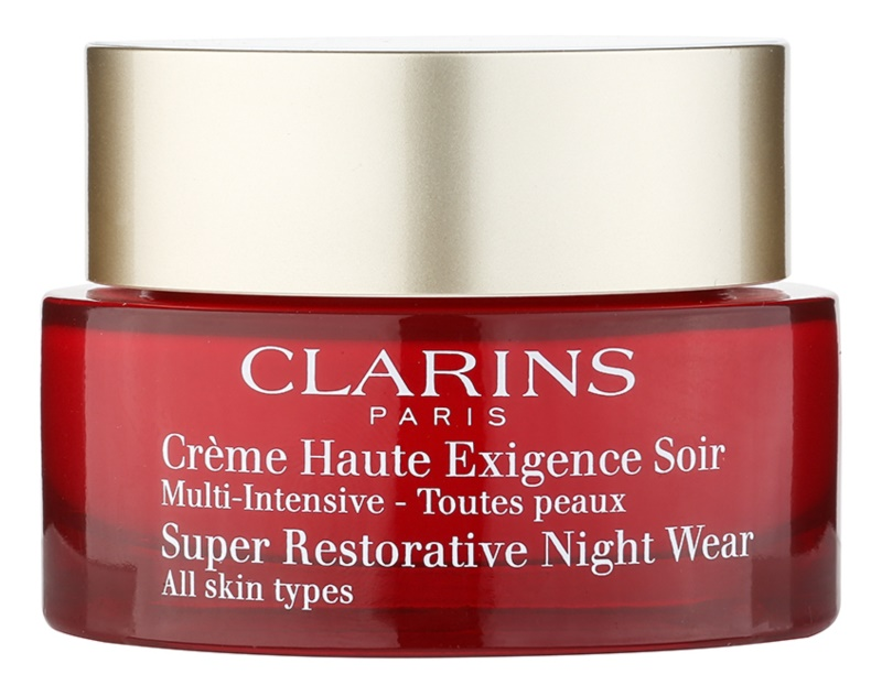Clarins Super Restorative Super Restorative Night Cream For All Types Of Skin