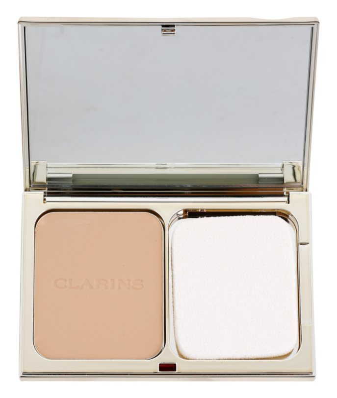 Clarins Face Make-Up Everlasting Compact Foundation machiaj compact persistent SPF 15