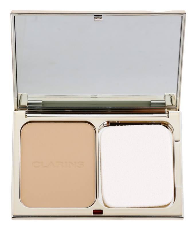Clarins Face Make-Up Everlasting Compact Foundation machiaj compact persistent SPF 15
