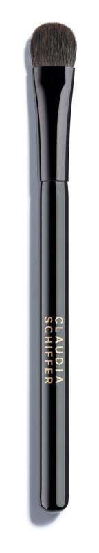 Claudia Schiffer Make Up Accessories pensula mare pentru fard de pleoape