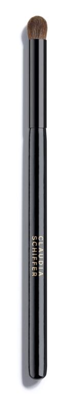 Claudia Schiffer Make Up Accessories guľatý štetec na očné tiene