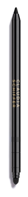 Claudia Schiffer Make Up Eyes eyeliner khol pentru un machiaj fumuriu