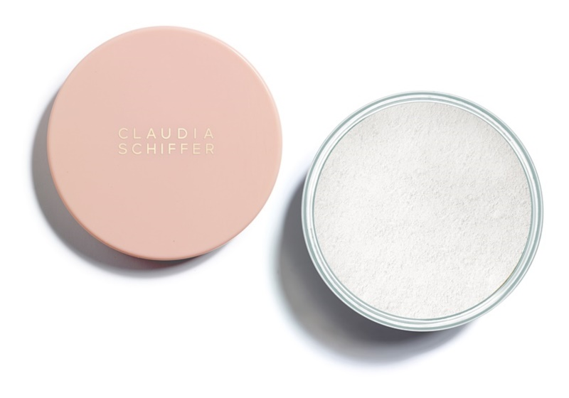Claudia Schiffer Make Up Eyes Brightening Loose Powder for Eye Area