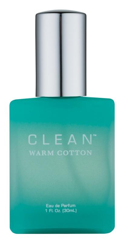 CLEAN Clean Warm Cotton parfemska voda za žene 30 ml