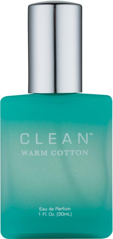 CLEAN Warm Cotton eau de parfum pentru femei 30 ml