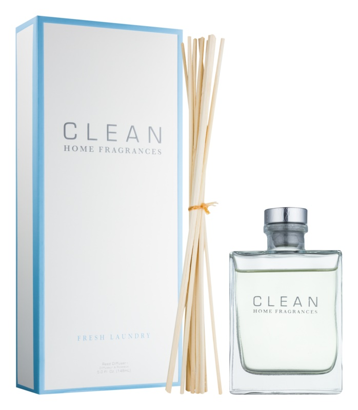 CLEAN Fresh Laundry Aroma Diffuser With Refill 148 ml