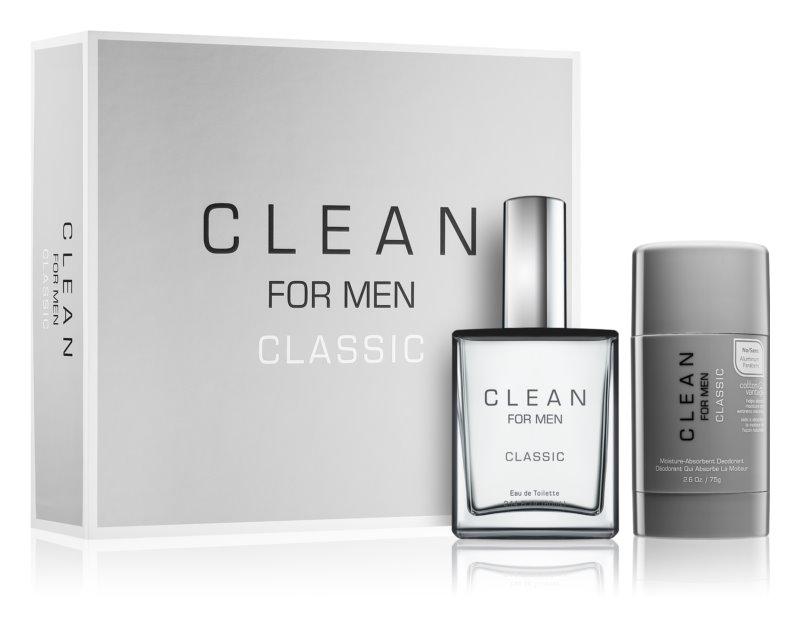 CLEAN For Men Classic darčeková sada I.