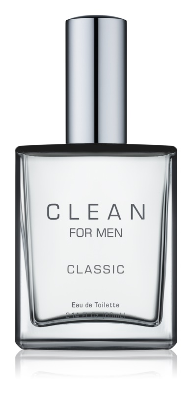 CLEAN Clean For Men Classic eau de toilette pour homme 60 ml