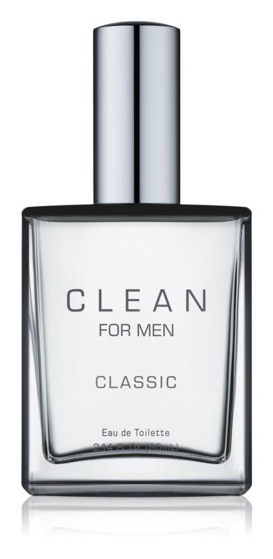 CLEAN For Men Classic Eau de Toilette for Men 60 ml