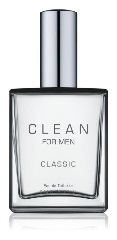 CLEAN For Men Classic toaletná voda pre mužov 60 ml