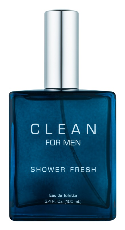CLEAN Clean For Men Shower Fresh Eau de Toilette voor Mannen 100 ml